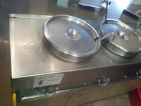Stainless Steel Soup Counter